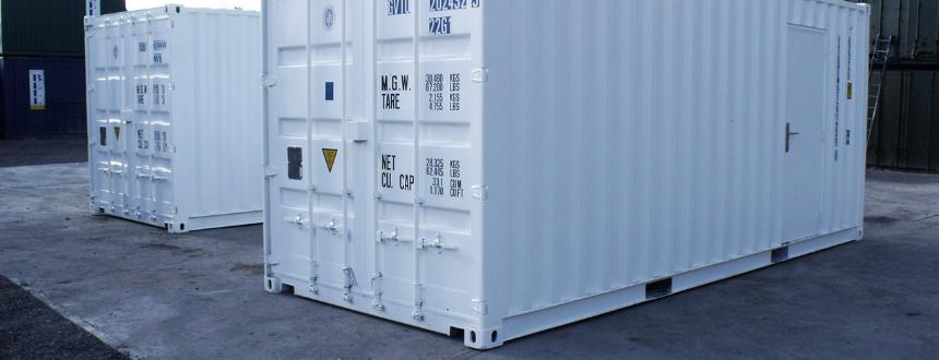погрузка контейнеров фото
