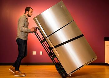 как упаковать холодильник перед перевозкой фото